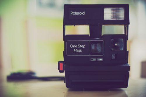Polaroid One Step Flash